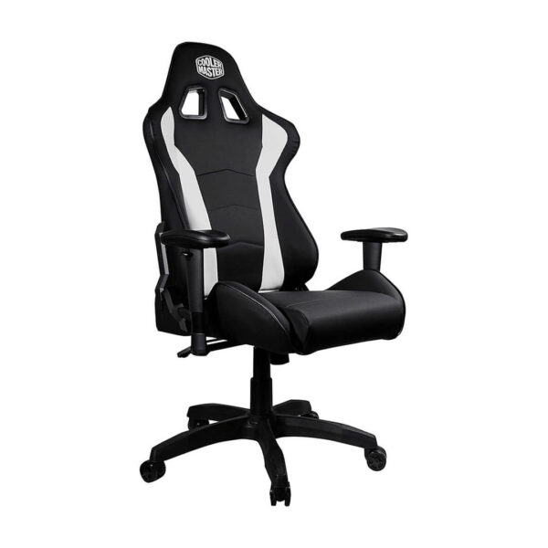 Cooler Master R1 Caliber Gaming Chair - White - Chaise Gamer - Atlas Gaming