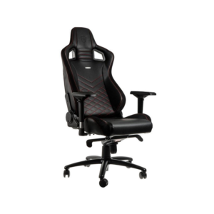 Noblechairs Epic (Noir/Rouge) - Chaise Gamer - Atlas Gaming