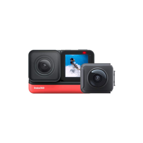 Insta360 ONE R Twin Edition - Accessoires - Atlas Gaming